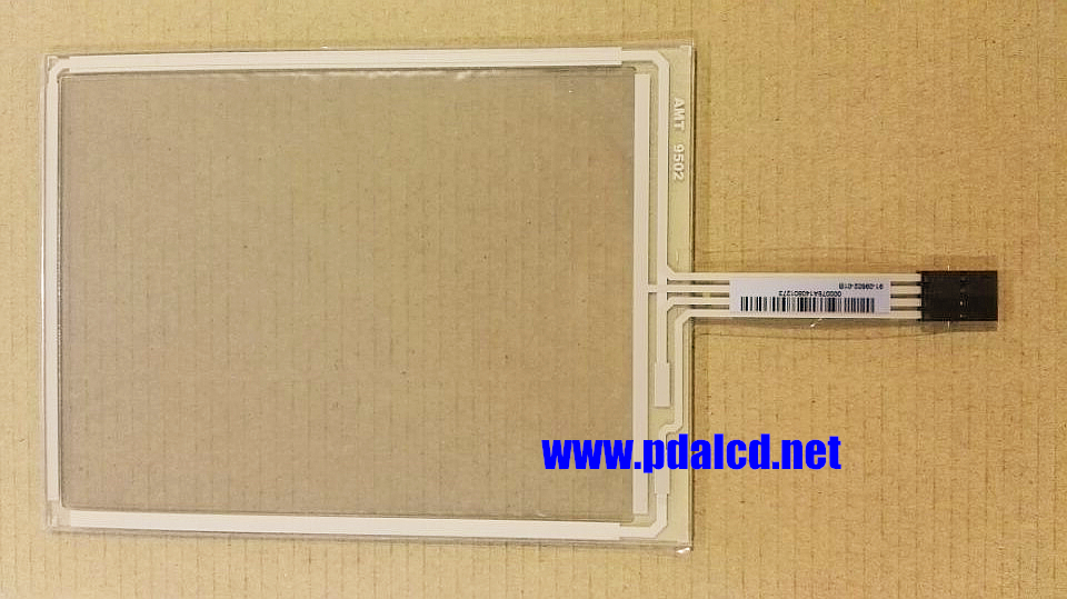 все цены на  100% Original New 5.7-inch Touch Screen Panel for AMT 9502 ,AMT-9502 ,91-09502-10B ,Industrial Touch screen digitizer panel  онлайн