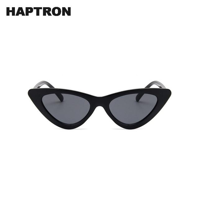HAPTRON Cat Eye Kids Sunglasses Fashion Brand Child Sun Glasses Anti-uv Baby Sun-shading Girl Boy Sunglass oculos de sol