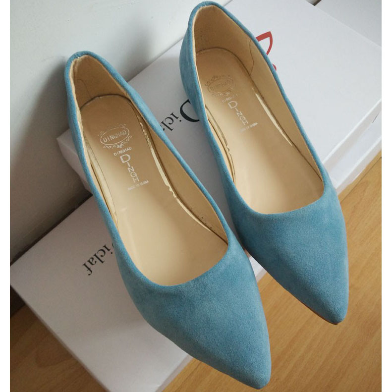 2016 Fashion Women Shoes Woman Flats high quality suede Casual Comfortable pointed toe Rubber Women Flat Shoe Hot Sale New Flats 2017 fashion women shoes woman flats high quality casual comfortable pointed toe rubber women flat shoes plus size 35 42 s097