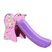 Lk81 закрытый детский Экологичные Пластик игрушки раздвижные Складная с регулируемой высотой скользкой слайд Скейтбординг Игровой Спорт