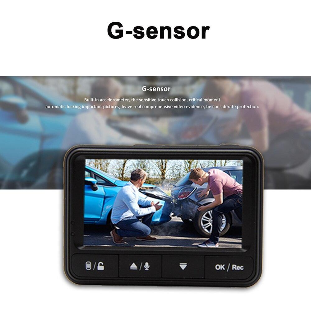 Bluavido Full HD 1080 P Cámara DVR para el coche WDR Novatek 96658 - Electrónica del Automóvil - foto 5