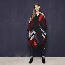 2016 Winter Women Scarf Luxury Brand Tartan Foulard Thick Warm Poncho Pashmina Femme Blanket Scarf YJWD810