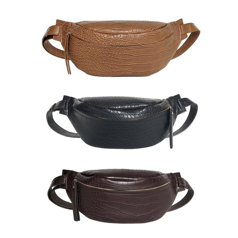 2020 sacos de cintura de couro do