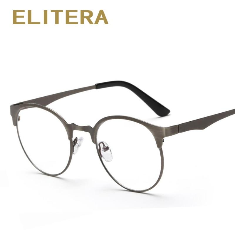 Elitera retro óptica Marcos s miopía completo Gafas Marcos de ...