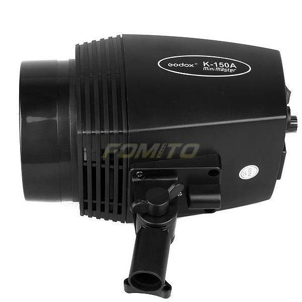 GODOX Mini Master studio flash light K-150A (150WS Small Studio Photography)
