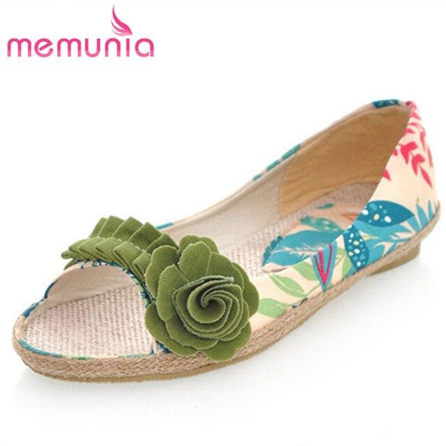 Peep Toe Summer Shoes