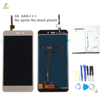 Grade AAA Touch Screen Glass And LCD Display Digitizer Assembly 5 0 Inch For Xiaomi Redmi