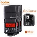 3x GODOX TT350C Mini Flash TTL HSS 2 4G Wireless + Sender für Canon 70D 80D 6D 5D Mark iii iv EOS 1DX 7D II 100D 1200D 500D-in Blitze aus Verbraucherelektronik bei