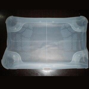 Image 1 - לבן כחול סיליקון עור כיסוי מקרה מגן עבור Wii Fit Balance Board
