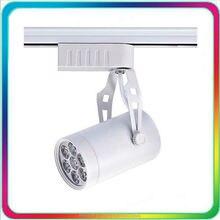 Epistar 100-110LM/w 3 года гарантии 7 Вт свет следа затемнения пятно лампы Spotlight Rail
