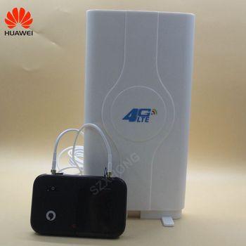 Desbloqueado HUAWEI Vodafone 4G R215 4G LTE de 150 Mbps Wireless Router  Bolso wifi Router & 4G LTE MIFI Hotspot Wi-fi móvel Router