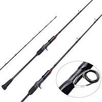 Noeby infinite A6 slow jigging fishing rod high carbon 1 piece fuji sic guide eva handle
