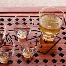 Золотые чашки чайные чашки для дома питьевые золотые стаканы для хранения чайных комплектов и новых продуктов