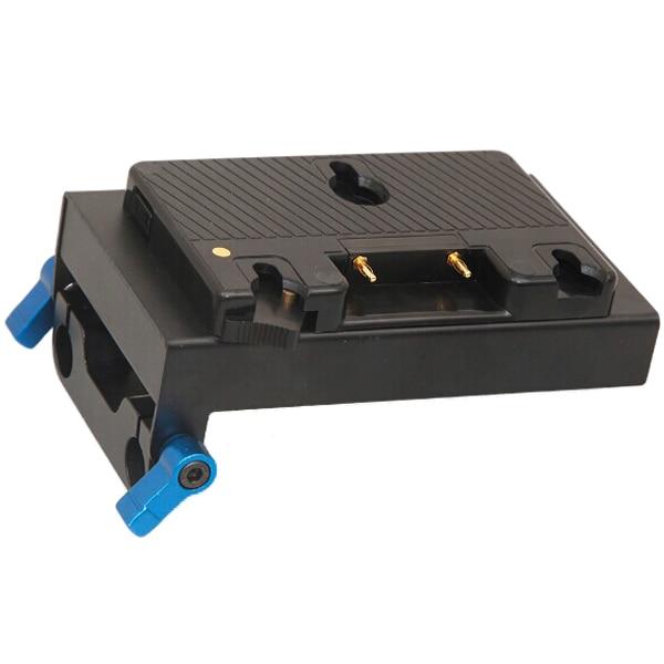 все цены на Anton Bauer Gold Mount Power Supply Station for 5D2 60D 7D DSLR Rig LCD Monitor онлайн