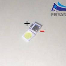 Светодиодный Подсветка высокое Мощность светодиодный 1,8 Вт 3030 6V холодный белый 150-187LM PT30W45 V1 ТВ Применение 100 шт. 3030 PCT 6V LEXTAR