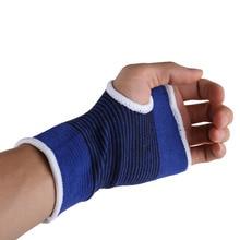 New Arrival Palm Wrist Hand Support font b Glove b font Elastic Brace Sleeve Sports Bandage