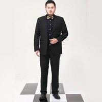Men S Suits Large Code Professional Interview Formal Business Wedding Wedding Dress Suit