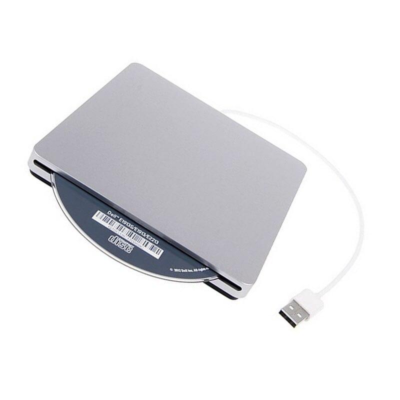 New USB External Slot In DVD CD font b Drive b font Superdrive For Apple Macbook