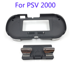 L3 L2 R2 R3 손 그립 핸들 조이패드 케이스 스탠드 트리거 버튼 PSV 2000 PSV2000 PS 비타 2000 슬림 게임 콘솔