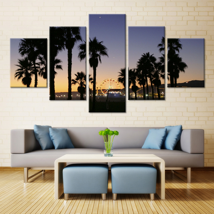 Palm Tree Decor For Living Room Online Get Cheap Oil Palm Tree Aliexpresscom Alibaba Group