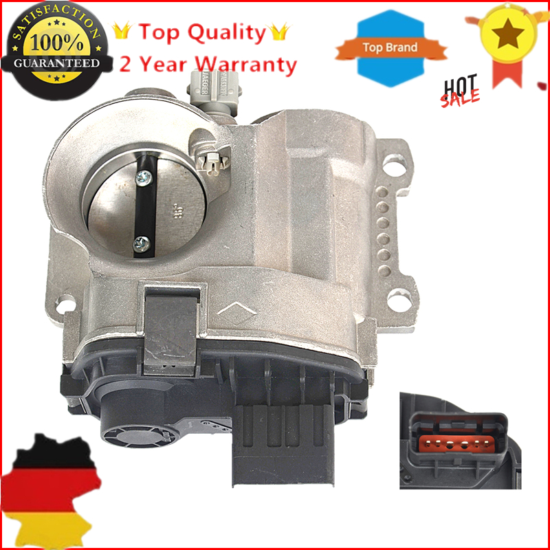 New Throttle Body for Renault Clio Kangoo Thalia Twingo SYMBOL 1.2 16v OE#7701051585,8200065648,8200067219,8200166869 renault clio symbol с 2000 2008 бензин пособие по ремонту и эксплуатации 5 88850 235 9