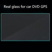 """"""" 8"""" """" 10"""" универсальная защитная пленка из закаленного стекла для планшета электронная книга автомобиля gps DVD PDA+ подарок"""