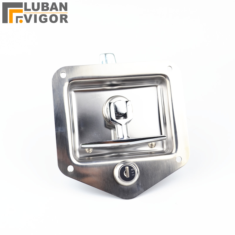 MS858  Trailer Plane Lock Trunk Truck Engineering vehicles Panel Lock,no couver,Truck tool lock,Stainless steel toolbox lockMS858  Trailer Plane Lock Trunk Truck Engineering vehicles Panel Lock,no couver,Truck tool lock,Stainless steel toolbox lock
