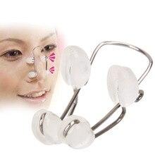 Поднятие носа, корректор формы, ортопедическая клипса, массажер для похудения носа, выпрямляющий клипса, корректор для носа