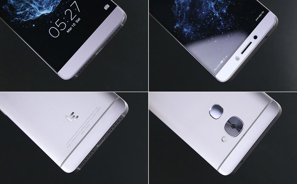 Global Version LeEco Le S3 LeTV X522 FDD LTE Mobile Phone Snapdragon 652  Octa Core 5 5