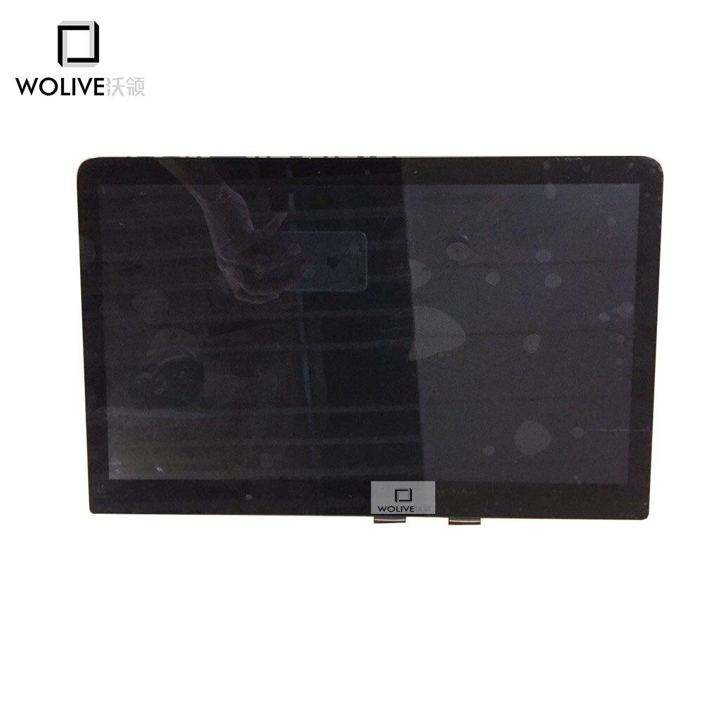 Оригинальный 15,6 ''4 K ЖК дисплей для HP Spectre X360 15 AP062NR 841265 001 полный ЖК дисплей светодиодный сенсорный дигитайзер экран в сборе