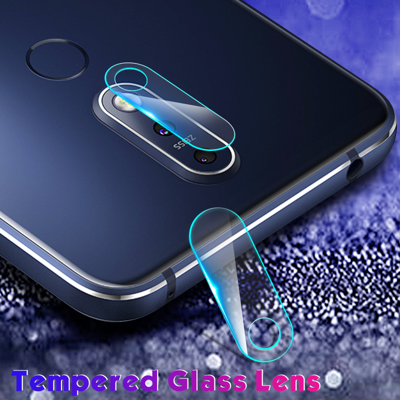 Back Camera Lens Screen Protector Tempered Glass For <font><b>Nokia</b></font> 7 5.1 Plus X5 <font><b>7.1</b></font> Clear Rear Camera Film for <font><b>Nokia</b></font> 8 Sirocco1 5 2018 image
