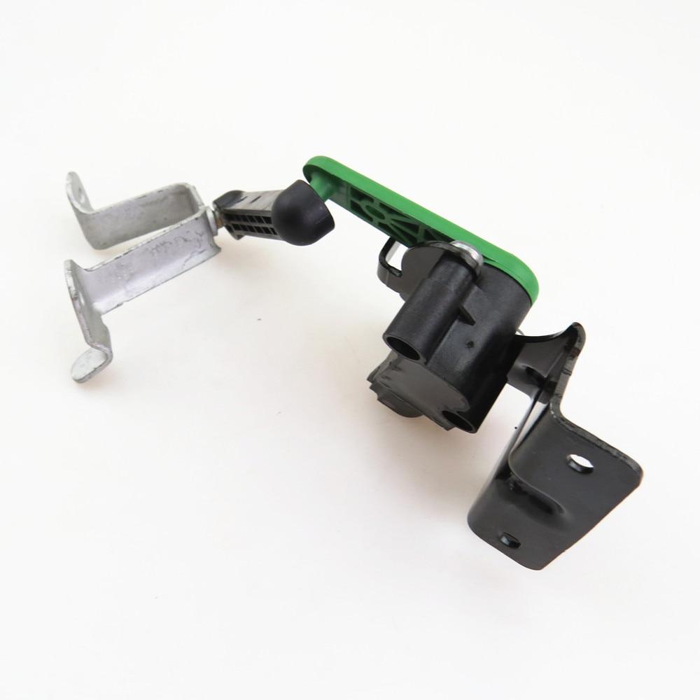HONGGE Left Headlight Level Adjustment Sensor With Bracket For VW GOLF GTI MK7 R32 A3 TT