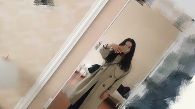 Spring And Autumn Women Fashion Brand Korea Style Waist Belt Loose Khaki Color Trench Female Casual Elegant Soft Long Coat Cloth 61