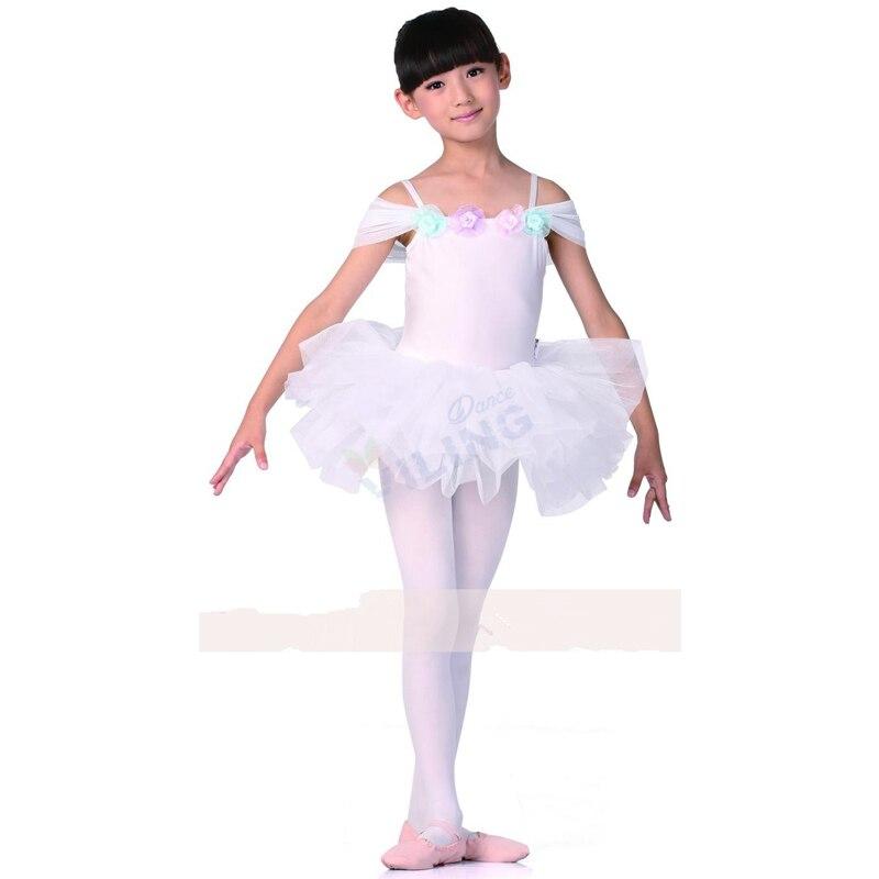 543e483a3a6a children tutu skirt Children Girls Gymnastics Dance Dress Kids Girl ...