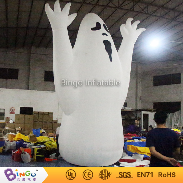 Halloween inflatable ghost 16ft./5M high for Halloween party  BG-A0801 toy