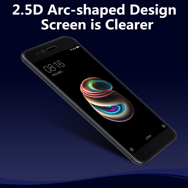 Screen protective cover Tempered Glass For cover 5.5 inch xiaomi Red 5 5X 5A pro 5 X smartphone toughened case 9H on crystals