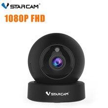 Оригинальная ip-камера Vstarcam 1080 P 2MP G43S Wifi камера видеонаблюдения ИК ночного видения камера видеонаблюдения приложение удаленный мобильный вид