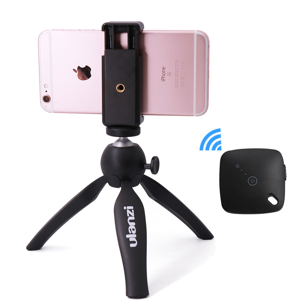 In tripods from consumer electronics on aliexpress com alibaba group - Ulanzi Mini Tripod With Holder Mount Selfie Portable