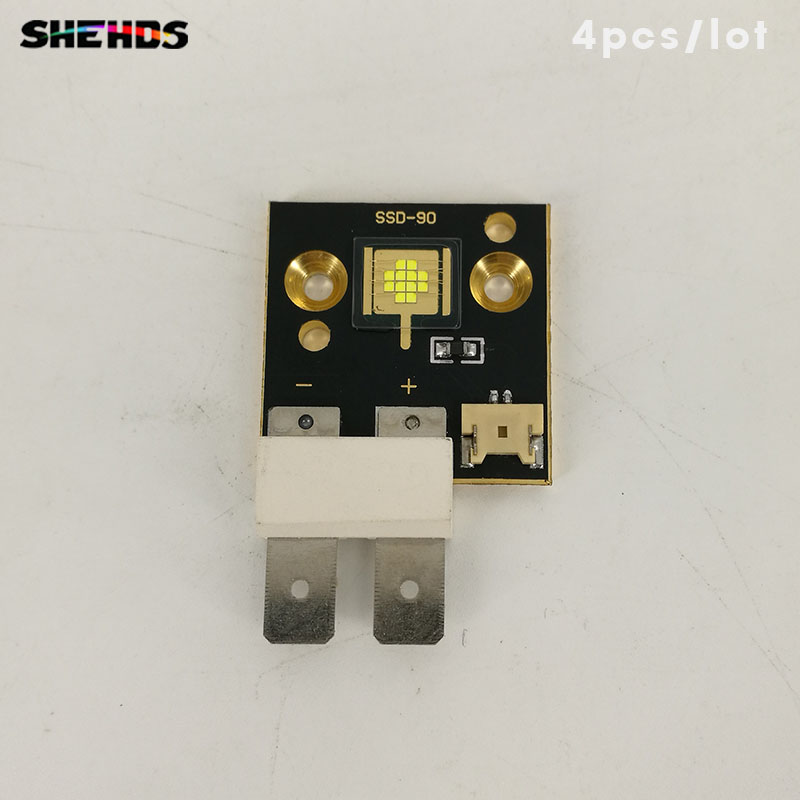 4pcs/lot Fast Shipping LED Chips Gobo 90W for LED Spot 90W Lighting Stage accessories,SHEHDS