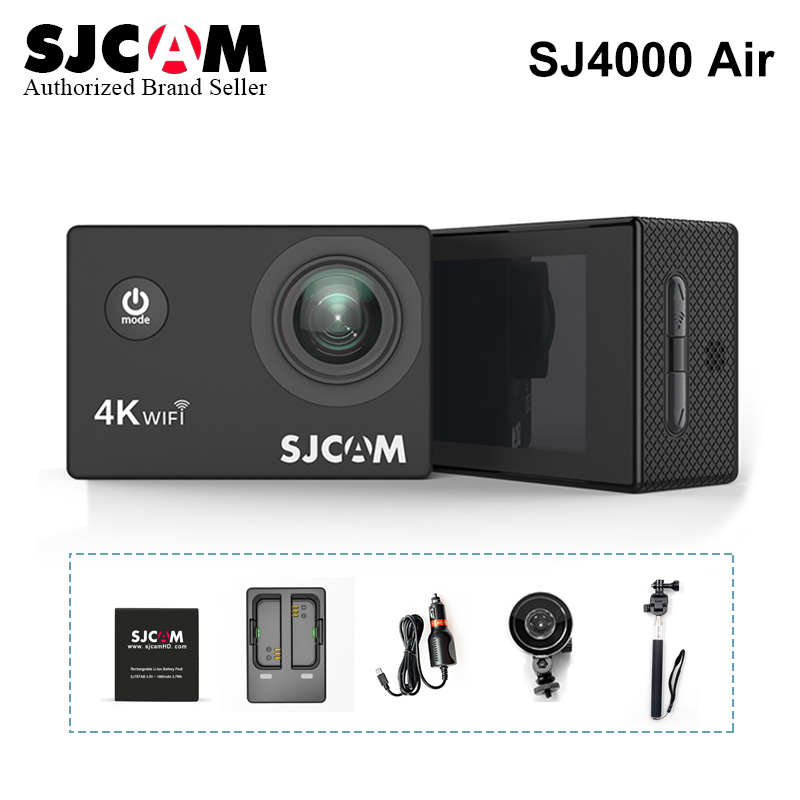Original SJCAM SJ4000 Series 1080P HD 2.0 SJ4000 & SJ4000 WIFI & SJ4000 Air Full HD 4K Action Camera Waterproof Camera Sport DV mrpre invisible man the cd