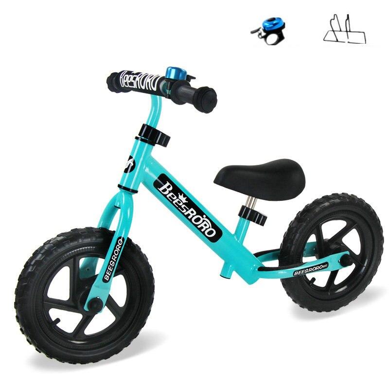 고품질 12 인치 아기 균형 자전거, SGS 증명서는 조정 좌석 및 손잡이, Pedal 자전거를 가진 키즈 균형 자전거를 찬성했다