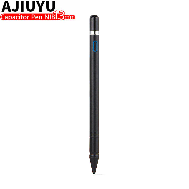 Active Pen Stylus Capacitive Touch Screen For Samsung Galaxy Note8 Note 5 4 3 6 7 8 Note4 Edge II Note5 N9500 Mobile phone Case