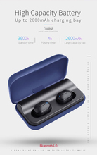 цена на T1 TWS V5.0 Mini Bluetooth Earphone Headset 3D Stereo Wireless Earbuds Sport Handsfree Earphones With Microphone Charging Box