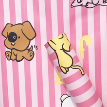 45cm*2.5m Wallpaper Mural for Kids Room Decals Cartoon Childrens Self-adhesive Wall Sticker Cute Animal Stickers
