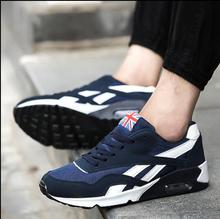 Fashion Breathable Men Shoes Men Casual Shoes Brand Design Spring Autumn Jogging Walking Fitness Shoes Trainer Outdoor Sport