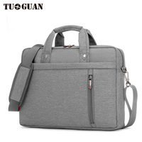 TUGUAN Waterproof Computer Laptop Bags Notebook Tablet Case Messenger Shoulder Bag For Men Women 13 14