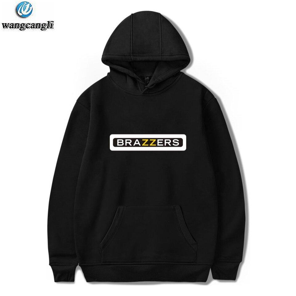 Braszers sudaderas con capucha para hombre moda USA famosa película sudadera para hombre chándal invierno Casual ropa de calle de algodón