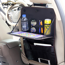 car organizer Car seat storage bag multifunctional chair back supplies freeship