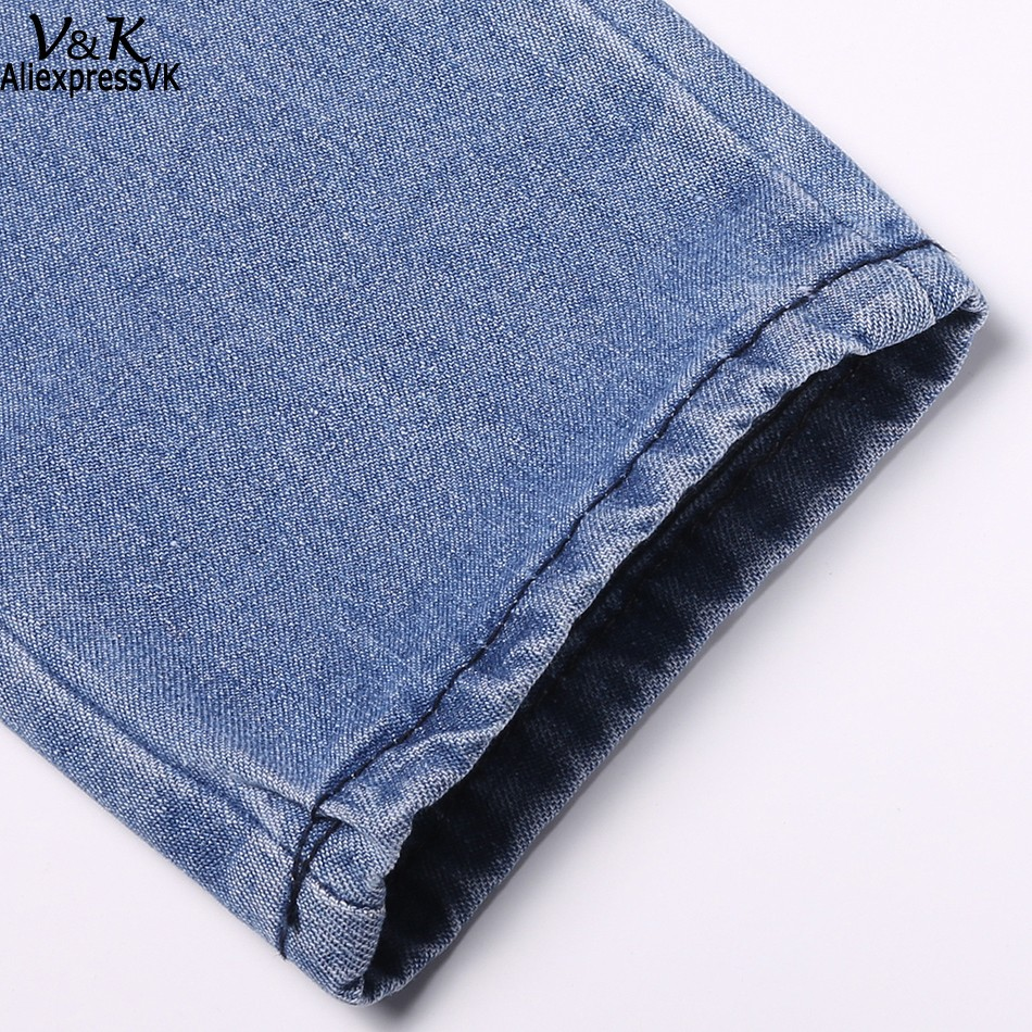 Fashion Casual Women Brand Vintage High Waist Skinny Denim Jeans Slim Ripped Pencil Hole Pants Female Sexy Girls Trousers - Aliexpress VK store