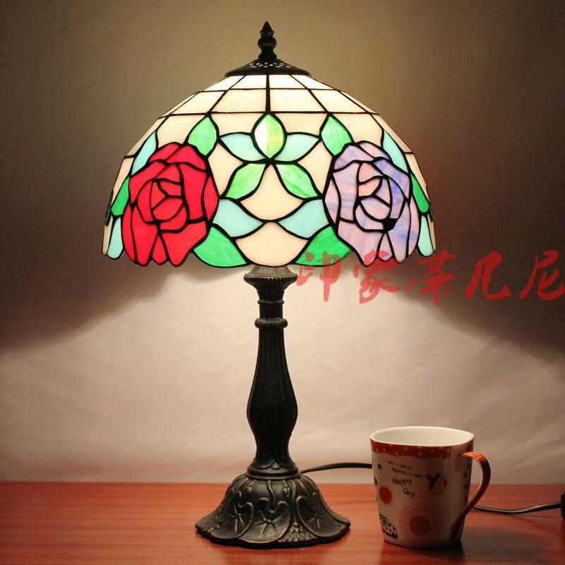 top fashion sem v candeeiros de mesa para quarto rosa rstico candeeiro de mesa moda camabar iluminao